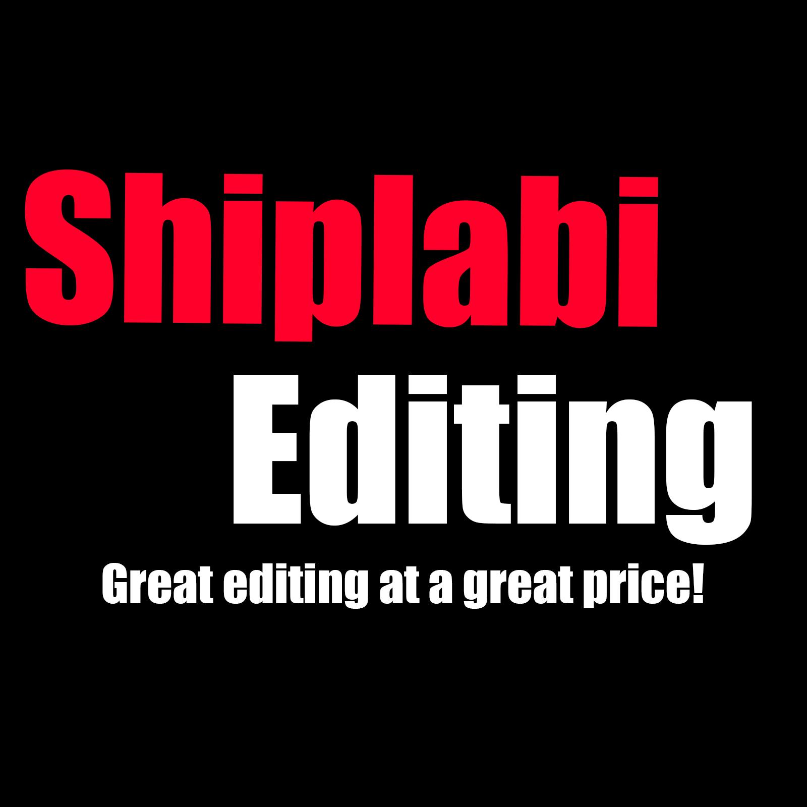 Shiplabi Editing