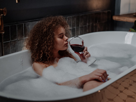 Wine Down and Chill Like it's the Last Dance