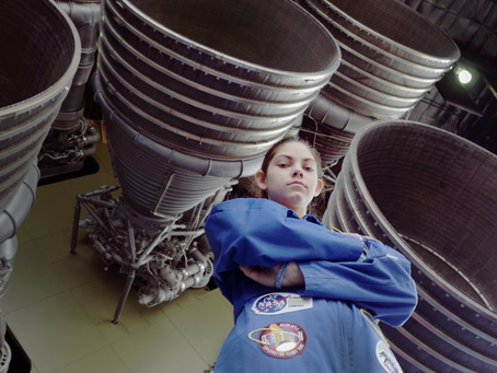 Space Enthusiast Aims for Mars: Meet Alyssa Carson