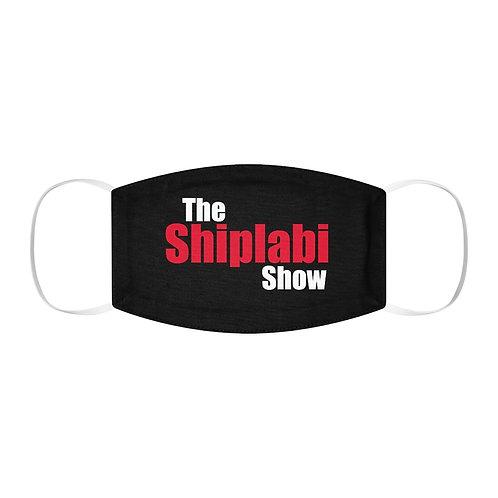 The Shiplabi Show - Polyester Face Mask(Black)
