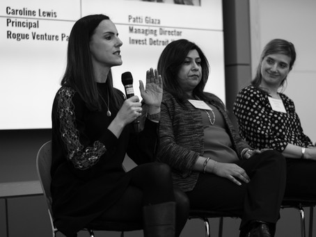 Venture Capital, a Female Investor's Perspective on the Importance of Investing Early