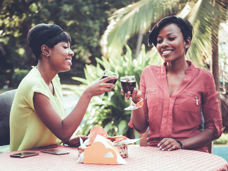Wine Down and Chill Celebrates Juneteenth