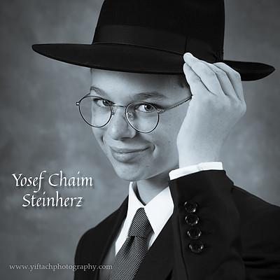 Yosef Chaim Bar Mitzvah