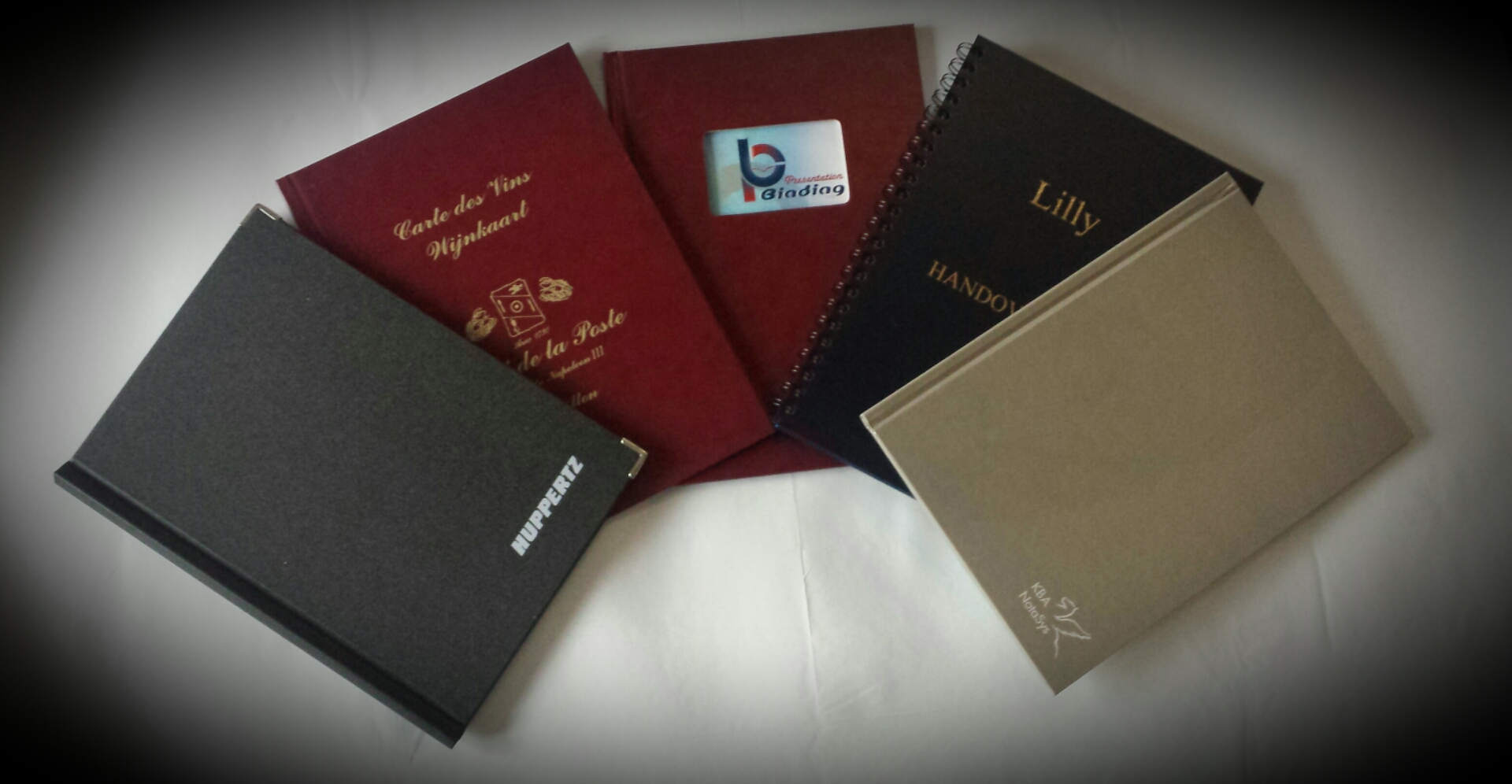 Foil Printed Hard Covers
