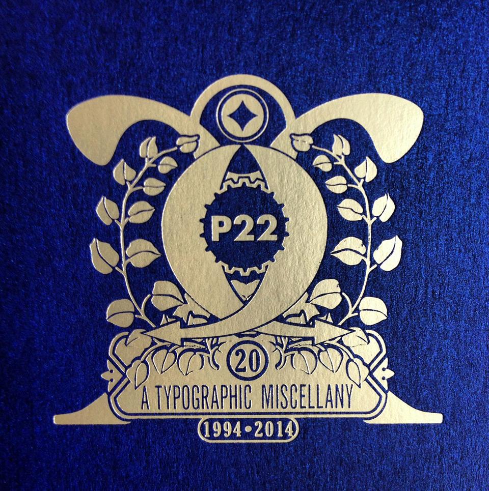 Gold Foil Printed Logo