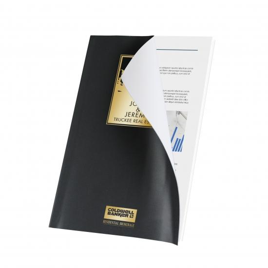 Soft Cover Foil Print
