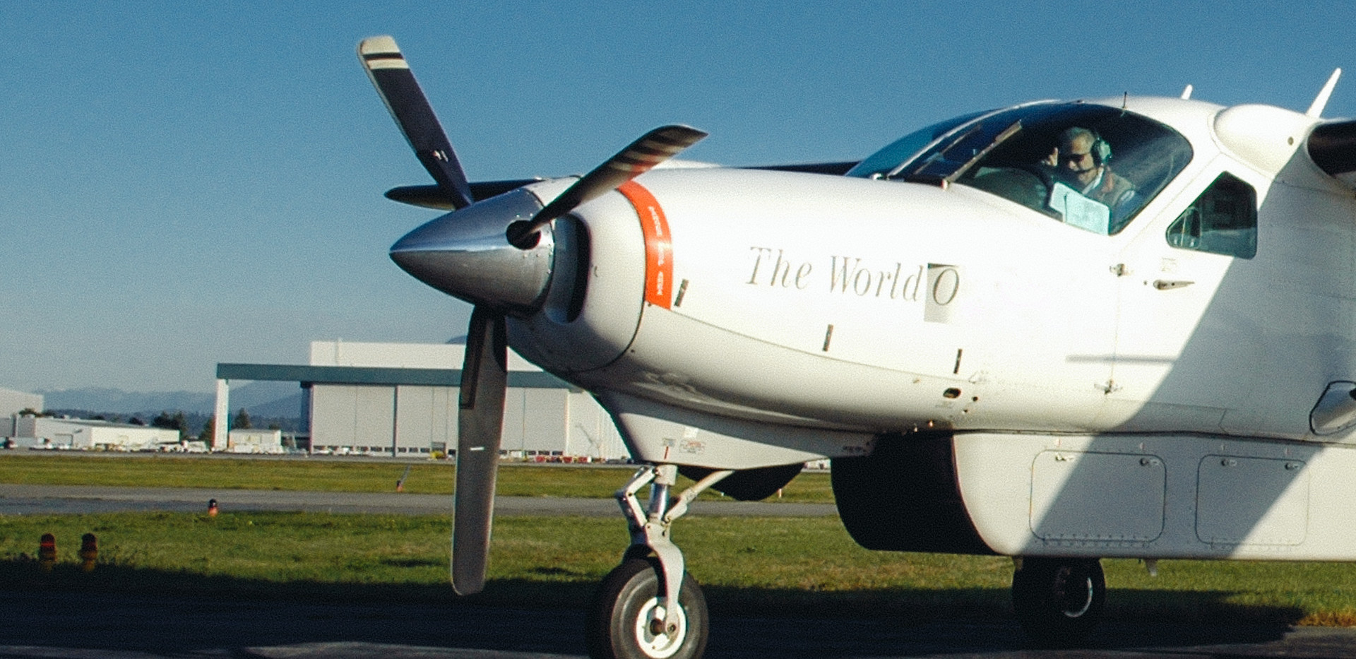 Western Propeller Capabilities C208 McCauley 3GFR34C703