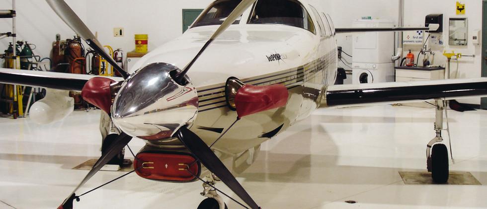 Western Propeller Capabilities Piper Hartzell