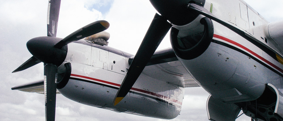 Western Propeller Capabilities DHC-7 Hamilton Sundstrand 24PF-305 24PF-309