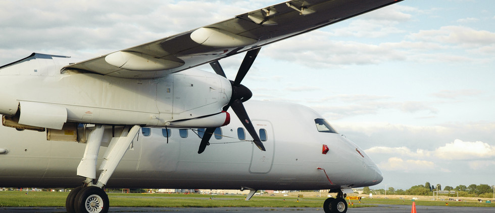 Western Propeller Capabilities DHC-8 Hamilton Sundstrand 14SF-15 14SF-23 14SF-11