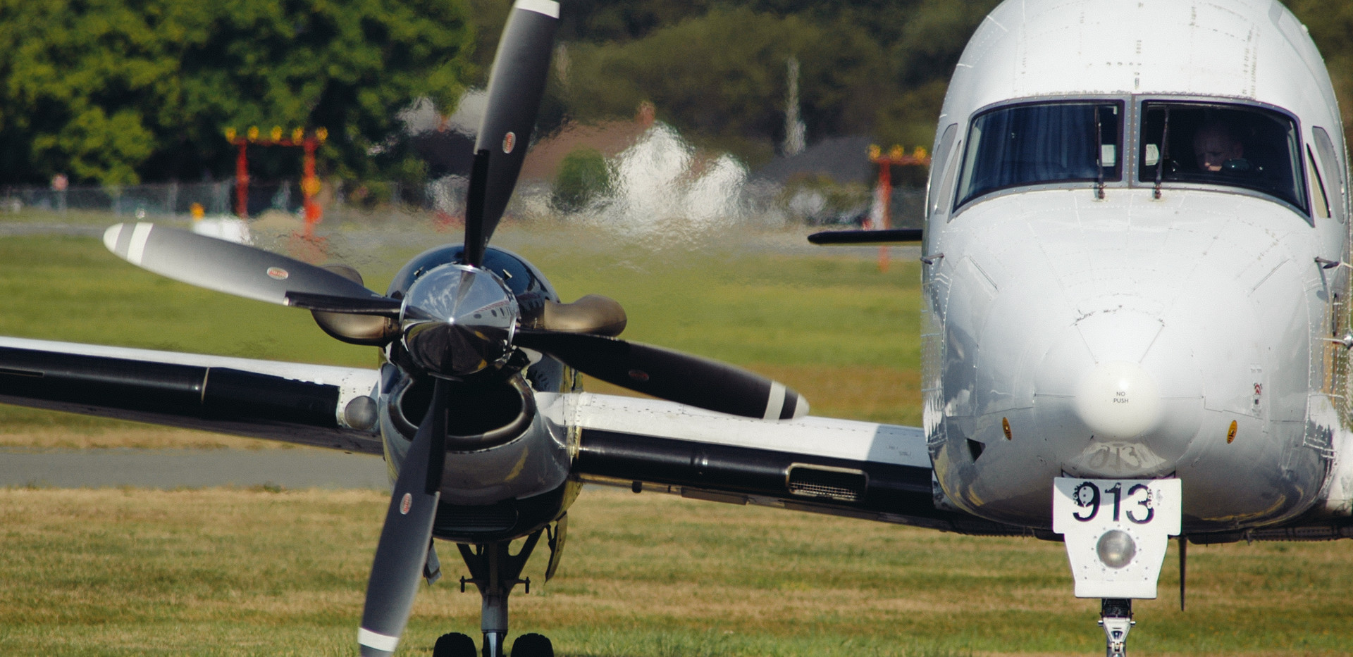 Western Propeller Capabilities B1900D Hartzell HC-E4A-3J HC-E4A-3I