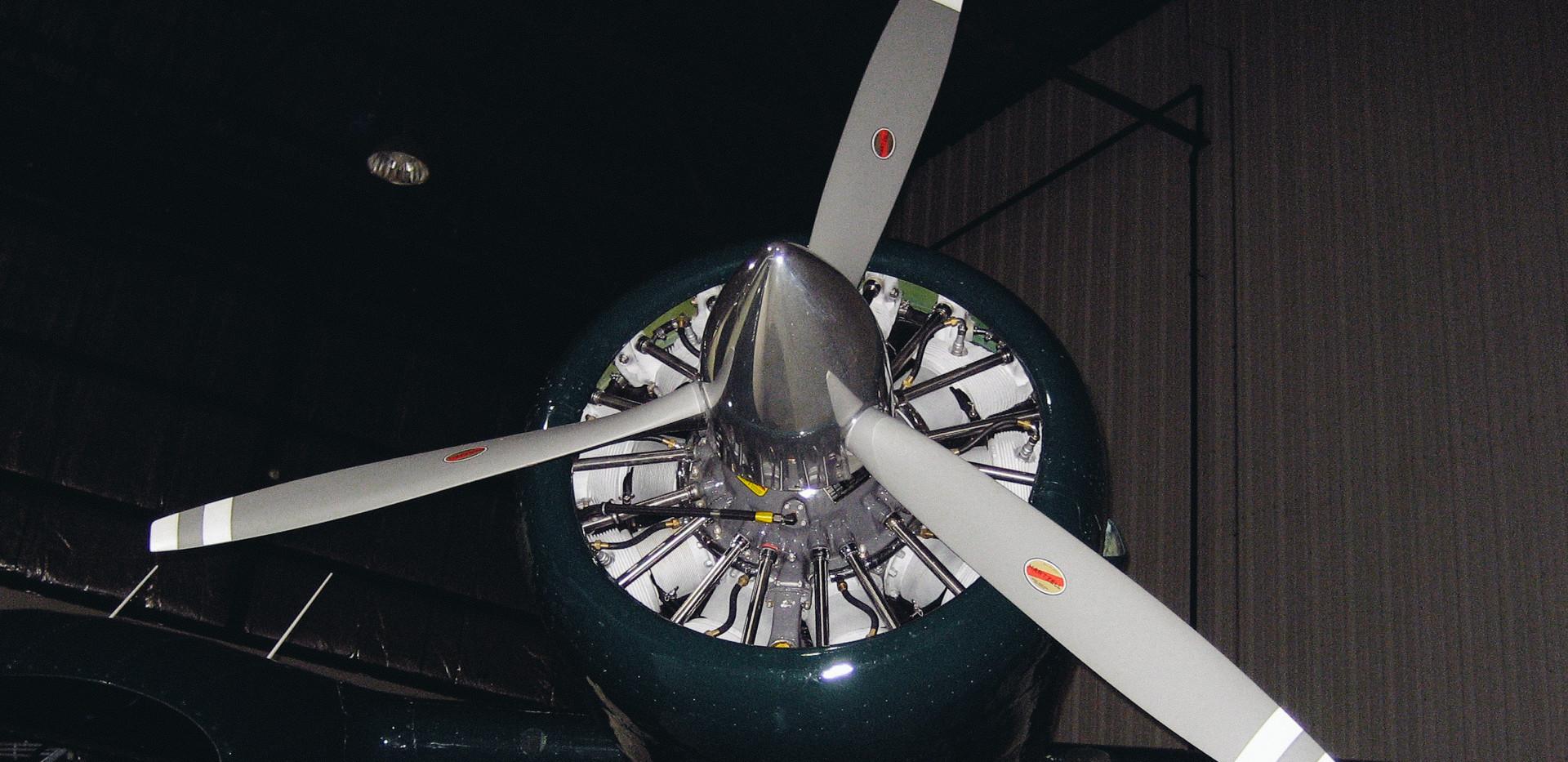 Western Propeller Capabilities Grumman Goose Hartzell HC-B3R30