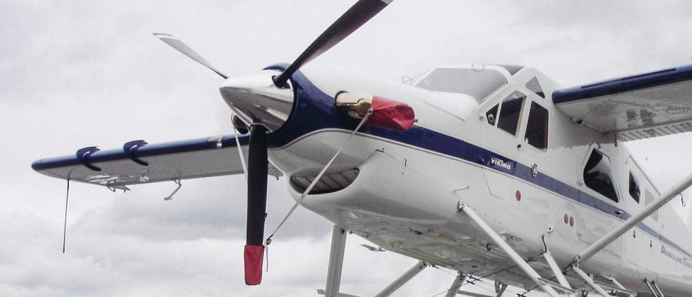 Western Propeller Capabilities DHC-2T Hartzell HC-B3TN