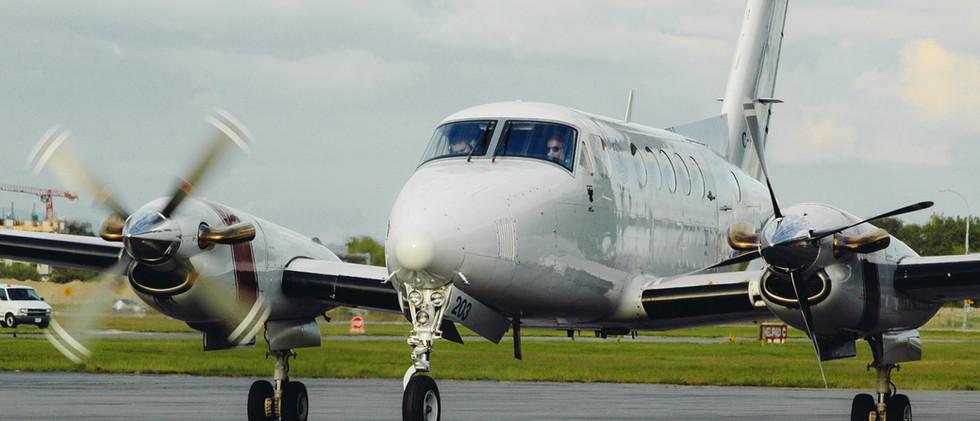 Western Propeller Capabilities King Air KA200 Hartzell HC