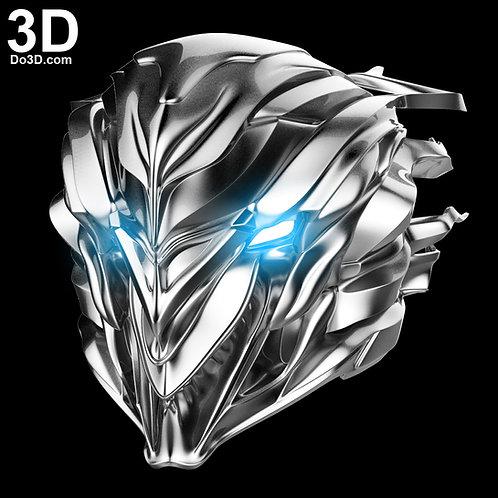 Savitar Helmet from Flash TV Season 3 | 3D Model Project #2643