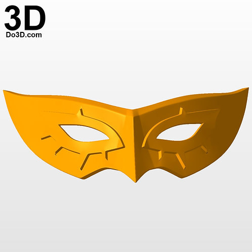 Joker Persona 5 Mask | 3D Printable Model #PM4