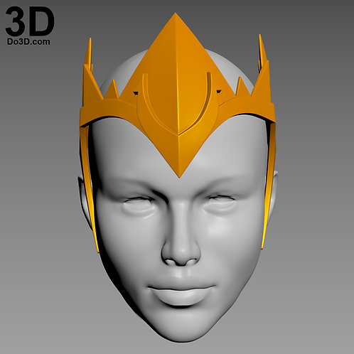 Mera Crown from Aquaman Movie 2018 | 3D Model Project #4998
