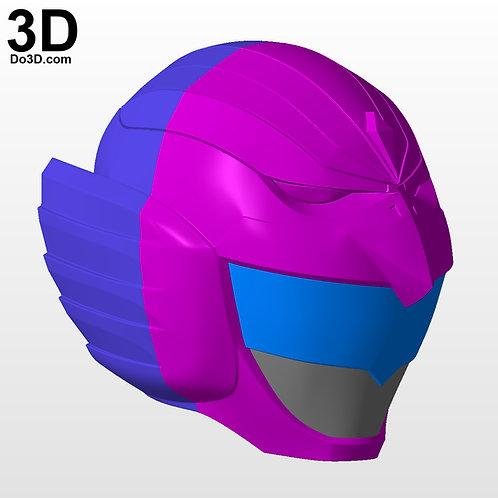 Choujuu Sentai Liveman Bioman Red Falcon Helmet | 3D Model Project #5558