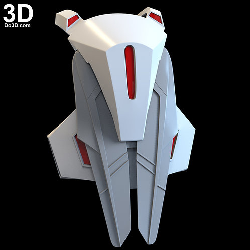 Ant-Man and the Wasp Female Wing Backpack | 3D Model Project #5193