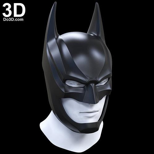 Batman Injustice 2 Helmet Cowl | 3D Model Project #2699