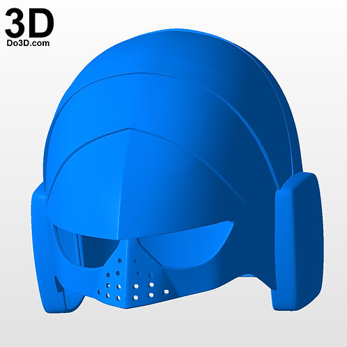 GI joe arctic trooper Blizzard helmet | 3D Model Project #6166
