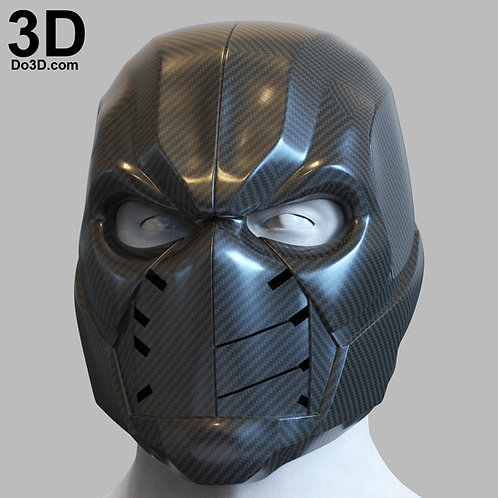 Deathstroke Titans Season 2 Helmet | 3D Model Project #6151