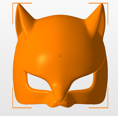 Ann Takamaki Persona 5 Mask | 3D Printable Model #PM1