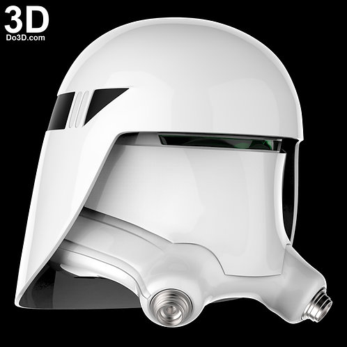 Star Wars Snowtrooper Helmet | 3D Model Project #3886