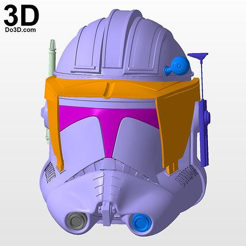 Commander Cody Helmet Star Wars: The Clone Wars | 3D Model Project #2821