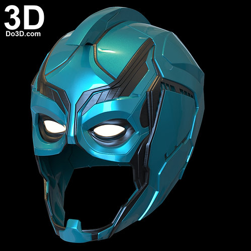 Yon Rogg Helmet from Captain Marvel Movie | 3D Model Project #6176