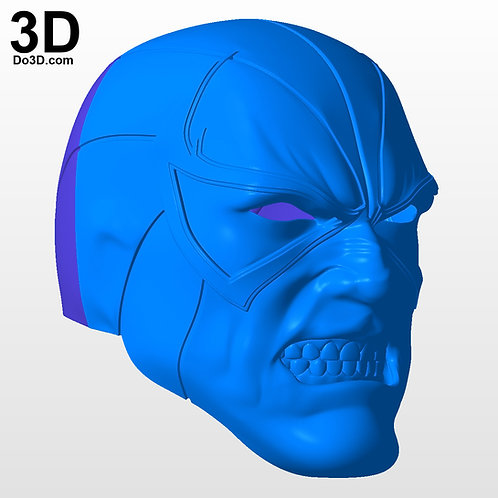 Marvel's Scorpion Helmet | 3D Printable Model #5334