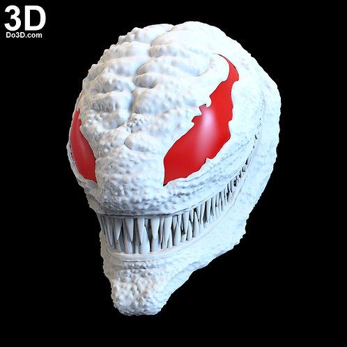 Riot Venom 2018 Movie Helmet   3D Model Project #5187
