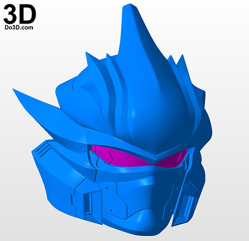 Halo 3 Hayabusa Helmet | 3D Printable Model #5234