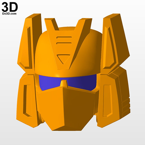Soundwave G1 Transformers More Than Meets The Eye | 3D Printable Model #3906
