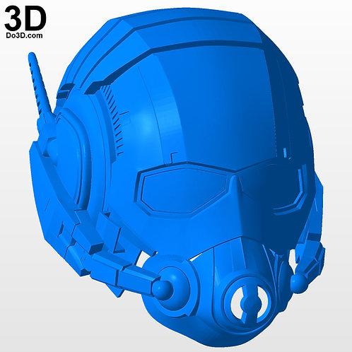 Ant-Man Classic Original Helmet | 3D Model Project #252