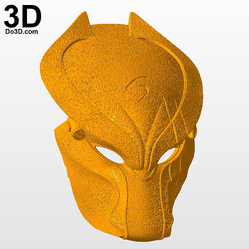 Machiko Noguchi She Predator Helmet Mask AVP Alien VS | 3D Printable Model #2906