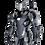 Thumbnail: War Machine Mark III MK 003 Iron Man Armor | 3D Model Project #42