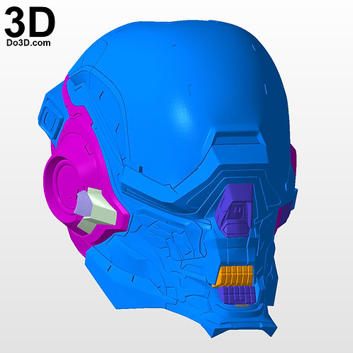 Halo locus Helmet | 3D Printable Model #4170