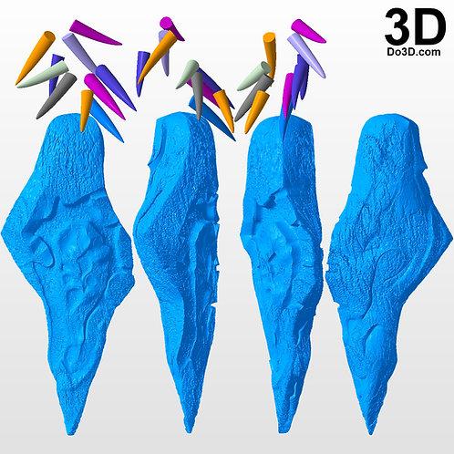 Varok Saurfang Pendant World of Warcraft WoW | 3D Model Project #4830