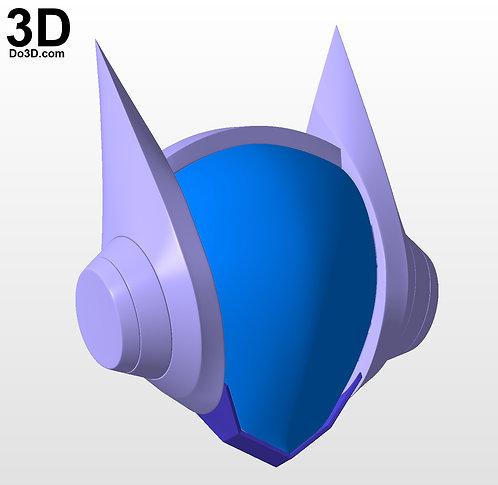 DJ Sona Helmet | 3D Model Project #6085