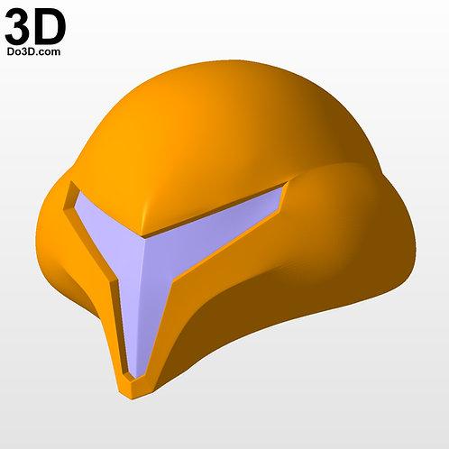 Variant Samus Aran Helmet | 3D Printable Model #2936