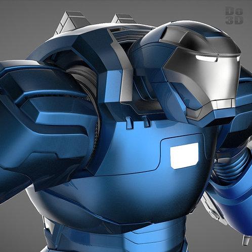 Iron Man Mark XXXVIII IGOR Armor  MK 38 | 3D Printable Model Project #38
