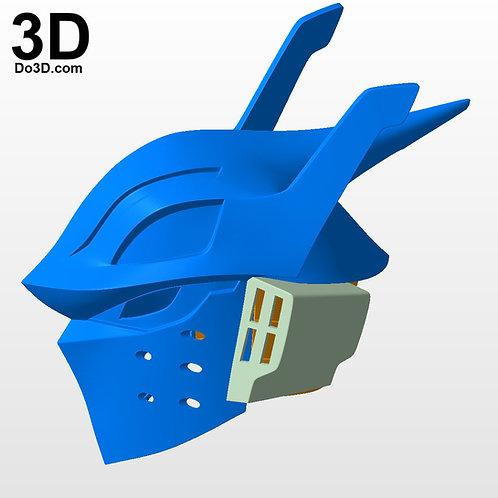 Tensei Lida Helmet Boku No Hero Academia | 3D Printable Model #3419