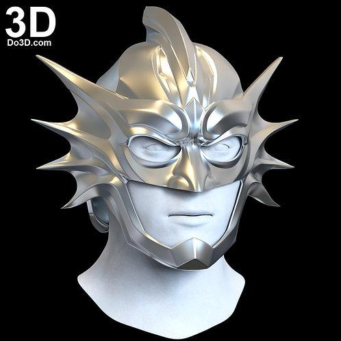 Orm Marius Ocean Master from Aquaman 2018 Helmet | 3D Model Project #5564