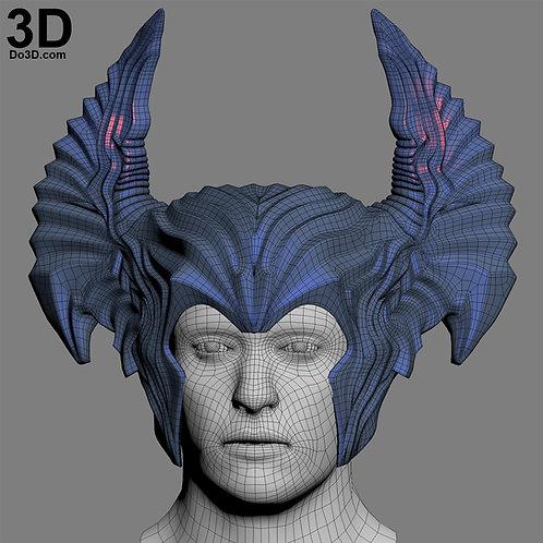 Steppenwolf Helmet Justice League | 3D Model Project #3710