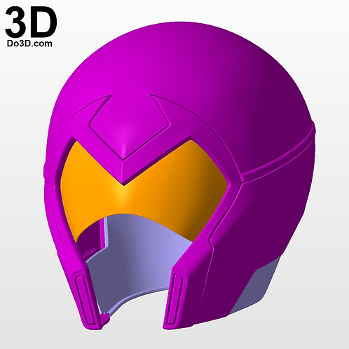 Paladin Netflix Voltron Helmet | 3D Model Project #2956