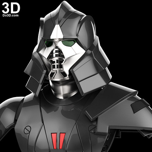 Tulak Hord Star Wars Helmet | 3D Printable Model #3772