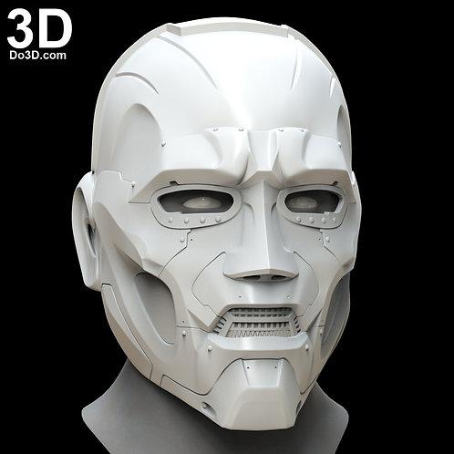 Victor Von Doctor Doom Helmet Dr. Mask   3D Model Project #6160