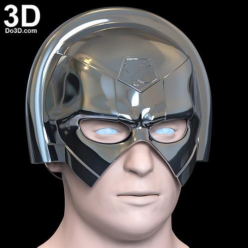 Peacemaker John Cena Suicide Squad Helmet   3D Printable Model Print File #PR97