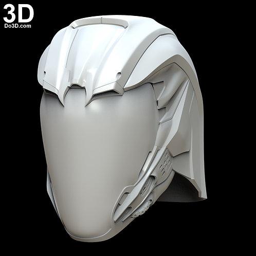 Cobra Commander Retaliation Helmet G.I. Joe   3D Model Project #936